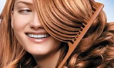 Saçlara Bitkilerle Tedavi Ve Doğal Boyalar