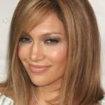 açık kahverengi saç modeli