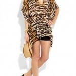 asimetrik kesim düşük kollu  Yeni Moda Tunik Modelleri
