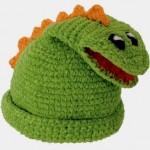 bebekler için tırtıl şapka