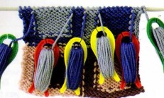 İntarsia – Renkli Örgü Tekniğinde İpliğin Kullanımı