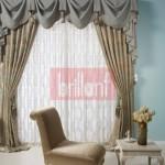 brillant perde modelleri 2012 salon tasarımları