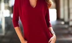 Yeni Trend Kış elbiseleri 2012