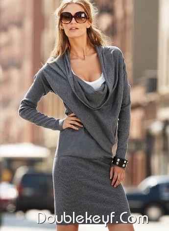 düşük yakalıkışlık elbise tasarımları