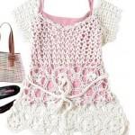 dantelli 2011 Yeni Moda Tunik Modelleri