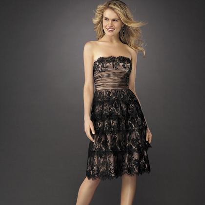 dantelli genç abiye elbise modelleri