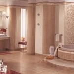 değişik banyo dekorasyon seramik modelleri