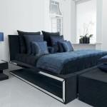 değişik yatak tasırımı italyan mobilya