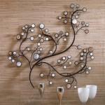 dekoratif metal duvar süsleri