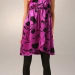 desenli saten 2011 Yeni Moda Tunik Modelleri