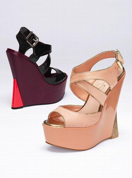 dolgu topuklu ayakkabı trendleri