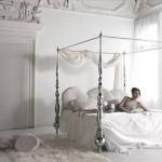 en farklı lüks yatak odası ev dekorasyon modelleri