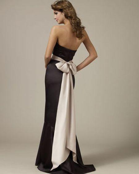 en güzel 2012 fiyonklu elbise modeli