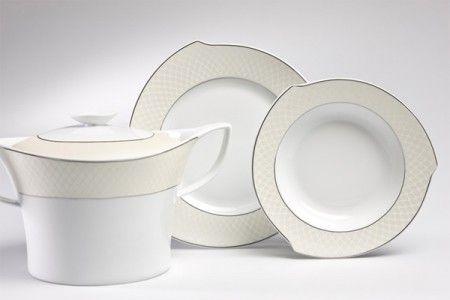 en güzel beyaz marks spencer yemek takımı modelleri