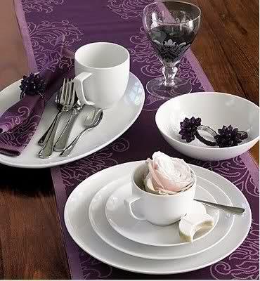 en güzel porselen beyaz marks spencer yemek takımı örnekleri