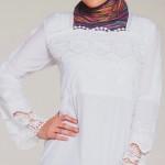 en güzel tesettür 2011 Yeni Moda Tunik Modelleri