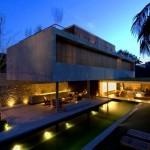 en ilginç tasarım triplex villalar