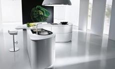 Yeni Oval Mutfak Tezgah Modelleri