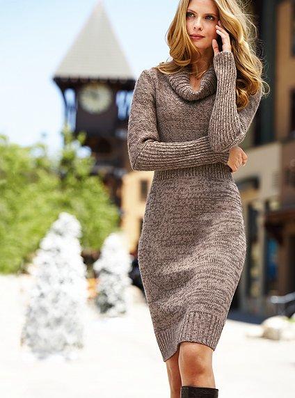 en son trend kışlık elbise