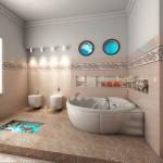 en yeni trend banyo seramik dekorasyonu
