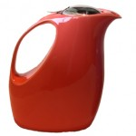 farklı kırmızı porselen sürahi örneği