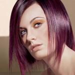 farklı renk ve tasarımlı kısa saç modelleri