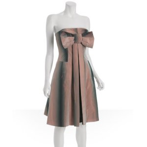 fiyonklu elbise tasarımları