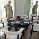 güzel yemek masası trendleri italyan mobilya