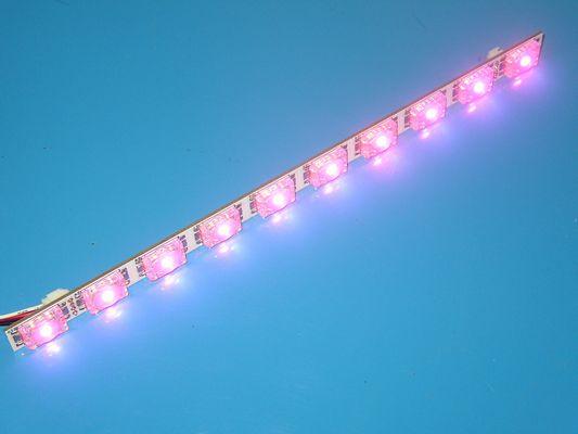 iç ve dış mekanda lila led aydınlatma ürünü örneği