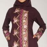işlemeli kapalı bayanlar için 2011 Yeni Moda Tunik Modelleri