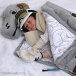 ilginç bebek uyku tulum tasarımları