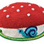 değişik bir şapka modeli