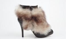 2012 Kış kürklü çizme modelleri