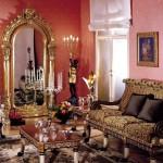 italyan mobilya salon dekorasyonu  koltuk takımı