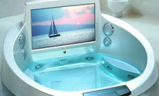 En Yeni Banyo Küvet Modelleri 2012