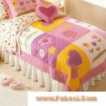 kırkyama yatak örtüsü
