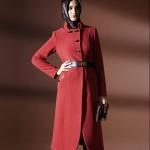 kırmızı manto tasarımı