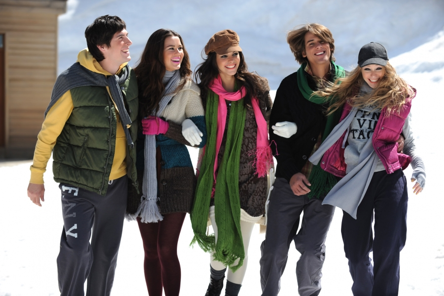 Kız erkek kışlık genç giyim modelleri