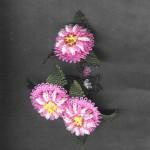 kasımpatı çiçeği oya modeli en güzel modeller