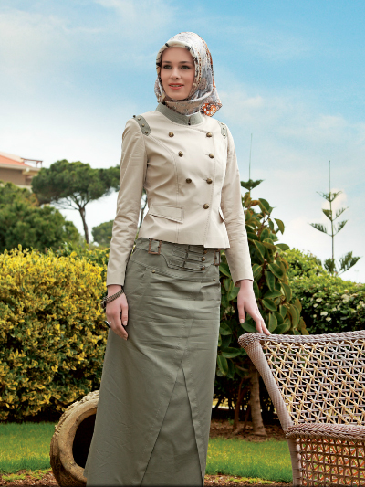 kayra ilkbahar yaz 2011 tesettür giyim modası