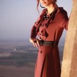 kemerli elbise 2011 kayra ilkbahar yaz koleksiyonu