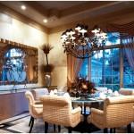 lüks modern klasik ev dekorasyonları