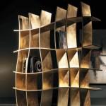 lüx kitaplık tasarımı