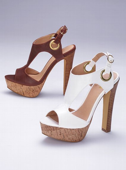mantar platformlu  yazlık ayakkabılar