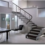 merdiven tasarımı italyan moblya