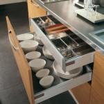modern çekmece düzenleme tasarımı