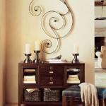 modern dekoratif duvar süsleri