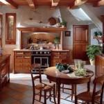 modern italyan mobilya mutfak dekorasyonu