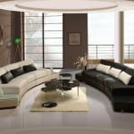 modern lüks salon dekorasyonu ev modelleri
