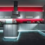modern lüx amerikan mutfak tasarımı modelleri